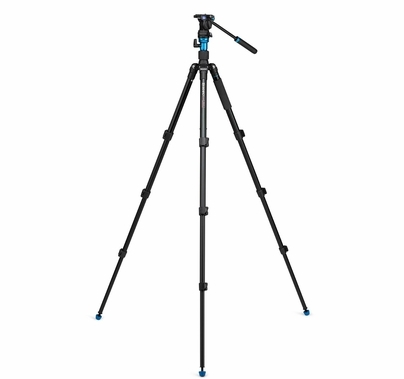 Benro Aero S2 Video Camera Tripod Kit