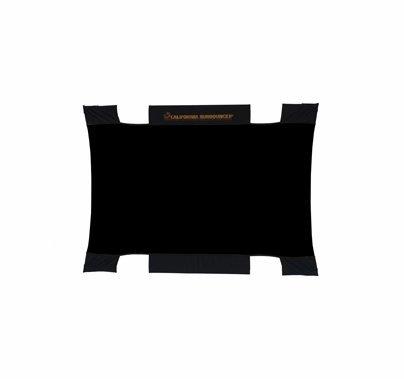 California Sunbounce Pro Black / White 4ft x 6ft Screen