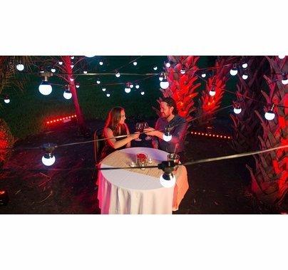 Chauvet Festoon 20 LED Light Extension 15m