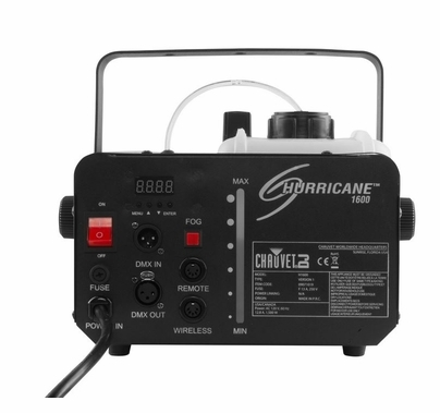 Chauvet Hurricane 1600 Fog Machine w/ Remote
