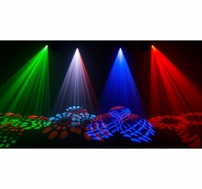 Chauvet Intimidator Spot 455Z IRC LED Moving Head Light