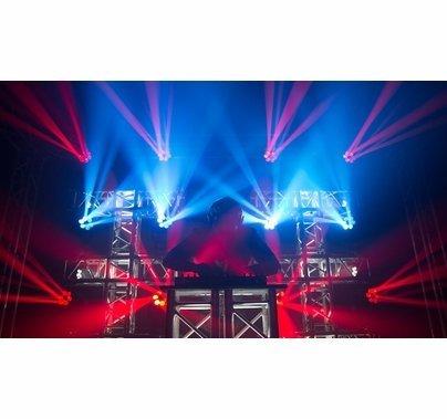 Chauvet DJ Intimidator Trio Zoom LED - Wash, Beam, Effect Light