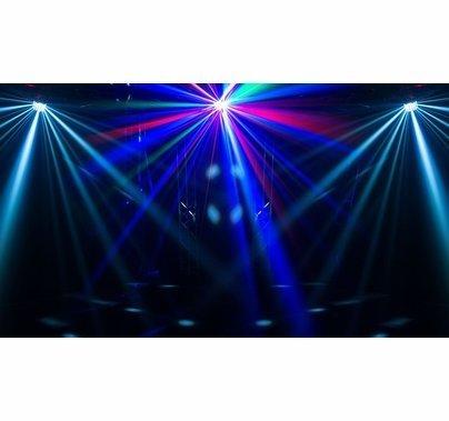 Chauvet Kinta FX (Derby, Laser, Strobe) Effect LED