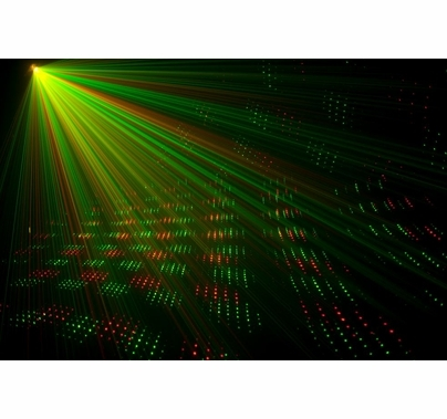 Chauvet Scorpion Storm FX RGB Red, Green & Blue Laser