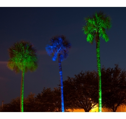 Chauvet DJ SlimPANEL Tri-24 IP LED Indoor / Outdoor DMX Wash Light