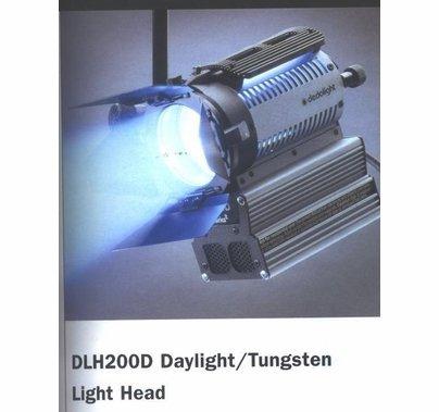 Dedo DLH200DT Daylight / Tungsten Light Head