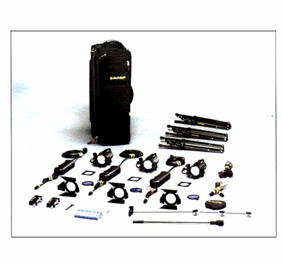 Dedolight Basic Explorer Light Kit  S4BU