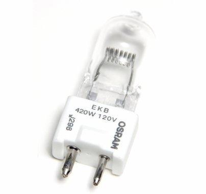 EKB, 420W, 120V, Bulb Lamp Globe