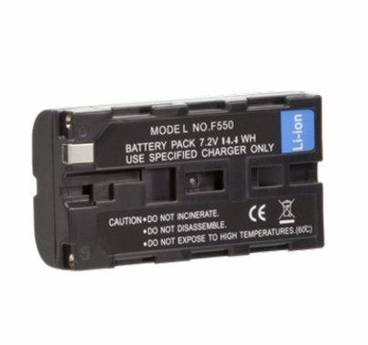 Volta Sony NP-F550 DV Camera Battery
