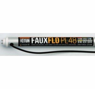 FauxFlo LED Fluorescent Tube Light 4ft - TUNGSTEN
