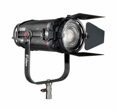 "Fiilex Q1000 BiColor LED 5"" Fresnel Lens"