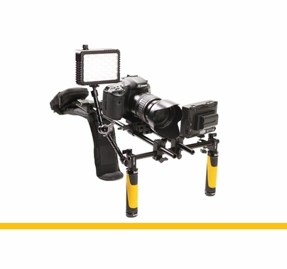 Ikan Flyweight DSLR Shoulder Rig