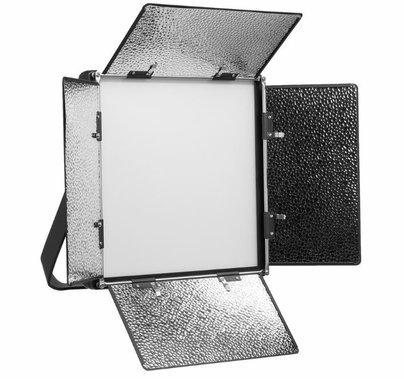 Ikan Lyra Soft Panel 1x1 BiColor LED 3 Light Kit