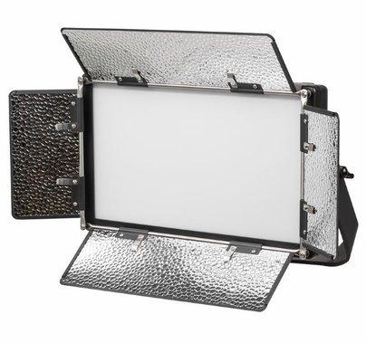 Ikan Lyra Soft Panel Half x 1 BiColor LED Light