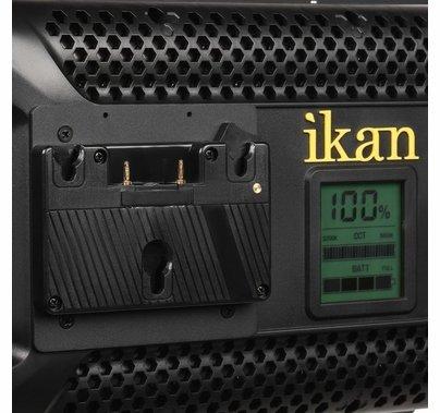 Ikan Rayden BiColor 3200K-5600K Half x 1 Studio & Field LED Light RB5