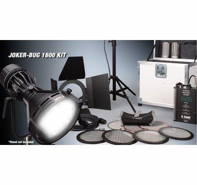 Joker-Bug 1600W HMI Par Light Kit w/ Case