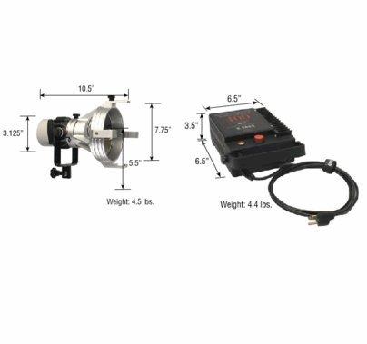 Joker-Bug 400W HMI Par System