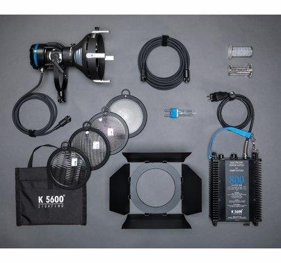 K5600 Joker2 800w HMI DMX Par Light Kit w/Case