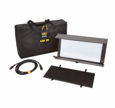 Kino Flo Diva Lite LED 20 Soft Case KIT-DL20XB-120U