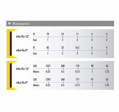 "Kino Flo Mini-Flo 12"" (2xBallast) Kit, 12vcd KIT-139X-12"