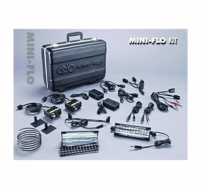 "Kino Flo Mini-Flo Kit 9"" (2xBallast) 12vac  KIT-139/09"