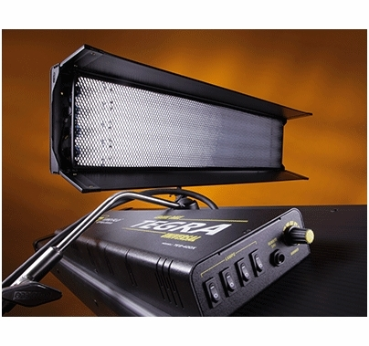 Kino Flo Tegra 4ft. 4 Bank DMX Fluorescent Light System 100-240V