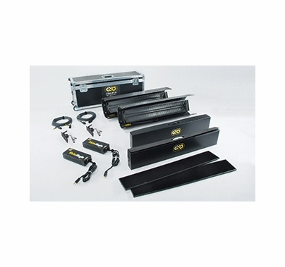 Kino Flo Vista Single (2) Unit Light Kit KIT-V102-120