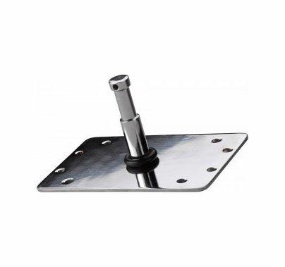 """Kupo Grip 3"""" Baby Wall Plate Pigeon 5/8"""" Diameter Stud"""