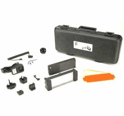 LED MiniPlus-One Tungsten 3200K Flood On Camera Light Kit