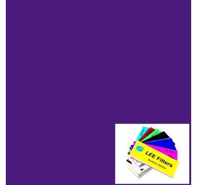 """Lee 058 Lavender Lighting Gel 21"""" x 24"""""""