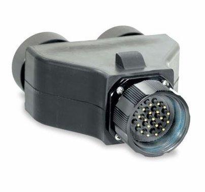 Lex 19 Pin 6 Circuit Splitter  DB20A-19MFF