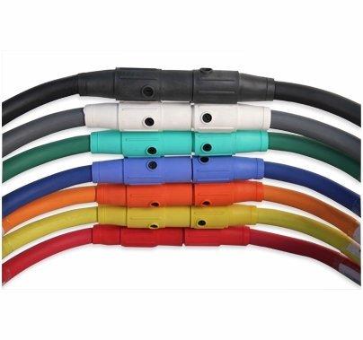 Lex 400A Leviton Portable Cam Type W 4/0 Industrial Extension Cable 75ft