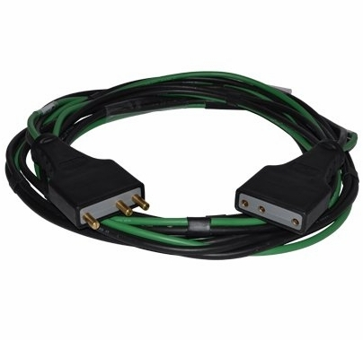 Lex Evergrip Molded 100A 125V Stage Pin Cable 50ft