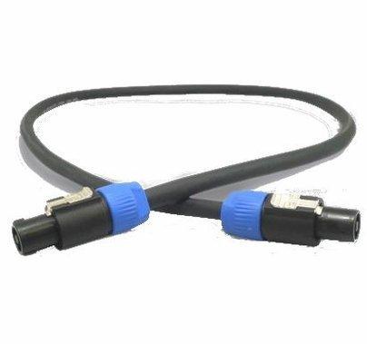 Lex Speaker Cable Speakon Pro Audio 12/2 NL4, 15ft