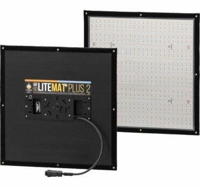 LiteGear LiteMat Plus 2 Hybrid LED Light Kit Gold Mount