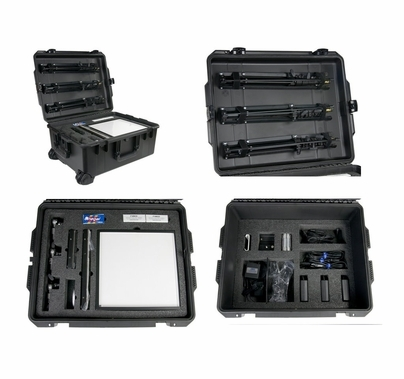 LitePad Axiom Digital Shooters LED (6) Light Kit Tungsten AX