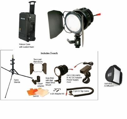 Sola ENG LED Flight Kit