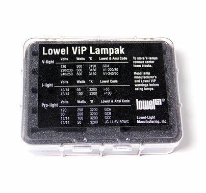 Lowel ViP Lampak Case for Pro, I, and V Lights, GCA, FVL