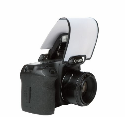 Lumiquest Soft Screen for Pop Up Camera Flash