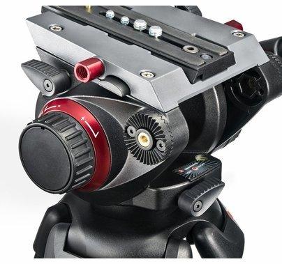 Manfrotto 504HD Pro Tripod Fluid Video Head 75mm