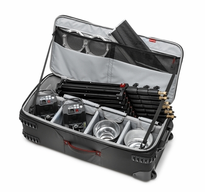 Manfrotto Pro Light Rolling Camera Organizer Case