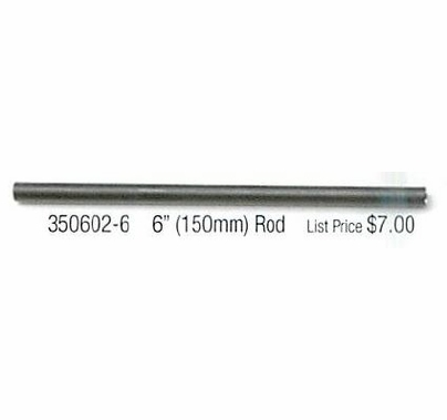 "Matthews Micro Grip 3/8"" Diameter Rod 6"" Length"