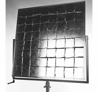 Matthews Silver Reflector Standard 42x42 inch Yoke w/ Brake 119732