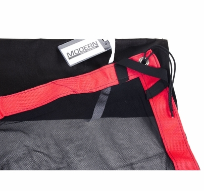 Modern Studio 12x12 Double Scrim / Net (black) with Bag