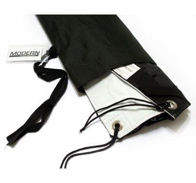 Modern Studio 12x12 Ultrabounce White / Black w/ Bag