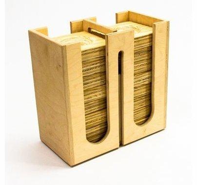 Modern Studio 16 Cup Blocks w/ Carrier
