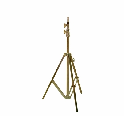Modern Studio Baby 2 Riser Stand Rocky  Leg Stainless 004-1444