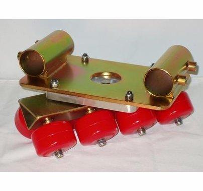 Modern Studio Skate Wheels Speedrail Setup Set of 4