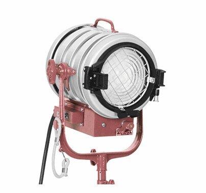 "Mole-Richardson 1,000 Watt Molequartz 6"" Baby Solarspot  3081"