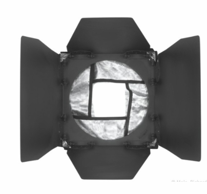Mole Richardson 1200 / 1800 HMI Par Light System w/ Elec. Ballast